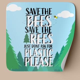 No Plastic Please