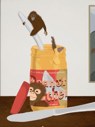 Peanut Butter Peril - Peanut Butcher