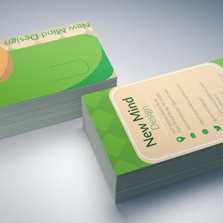 Rebrand concept: New Mind Design