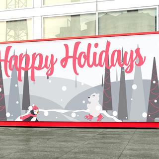 ESU Holiday cards