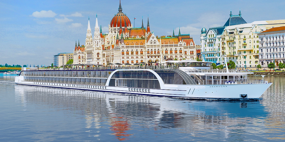 Sailing the World's Rivers with AmaWaterways & Philip James Travel