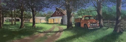 Original Pastel Landscape #1