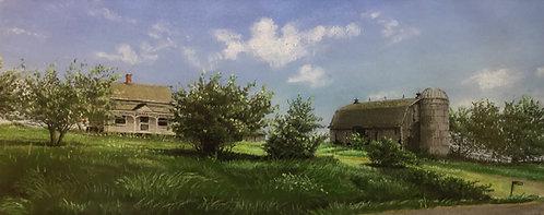 Original Pastel Landscape #3