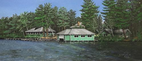 Original Pastel Landscape #2
