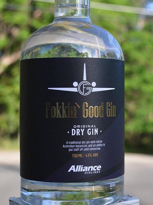Fokkin' Good Gin