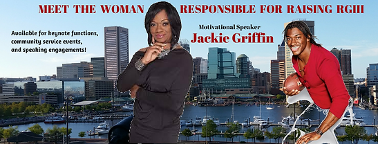 Jackie Griffin Speakig Engagements