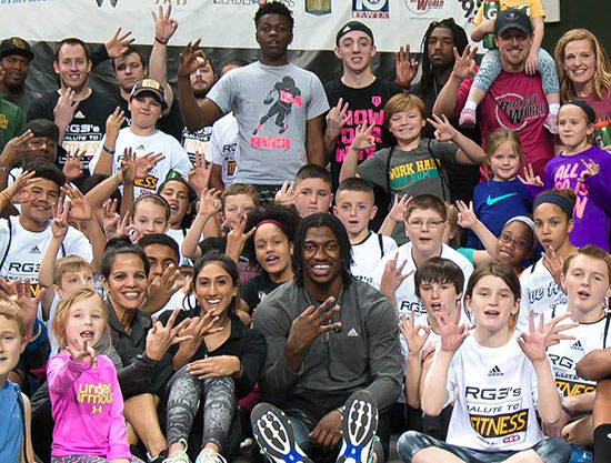 RG3 Foundation Family Group