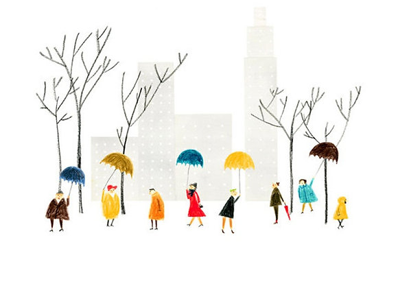 Central Park (13x19 Print)