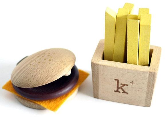 Hamburger Set Instruments