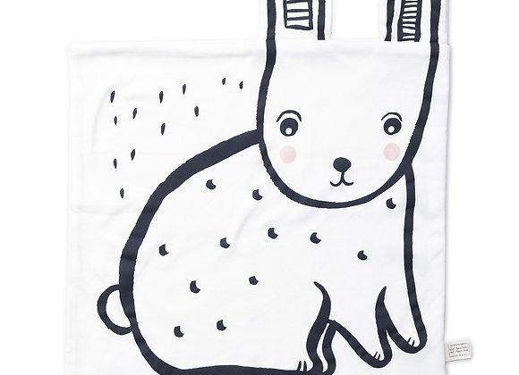 Organic Snuggle Blanket - Bunny