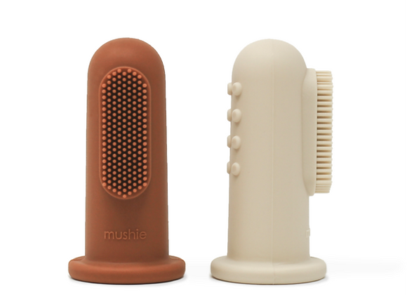 Finger Toothbrush (Clay/Shifting Sand)