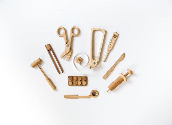 Wooden Doctor sets