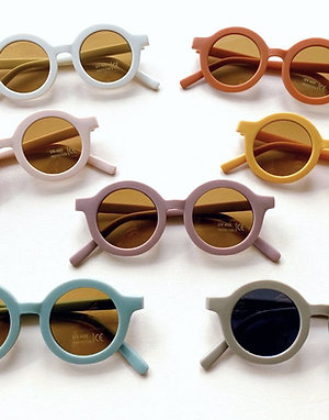 Sustainable Kids Sunglasses - 9 colors