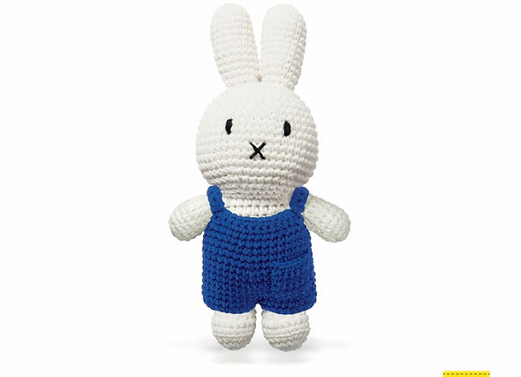 Miffy Blue Overall + Coloring Activity Book