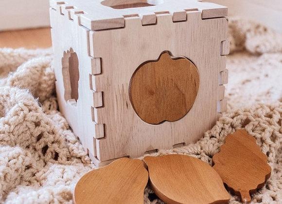 Fruit Puzzle Box