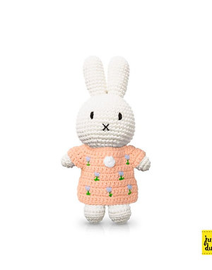 Miffy Patel Tulip Pink + Coloring Activity Book