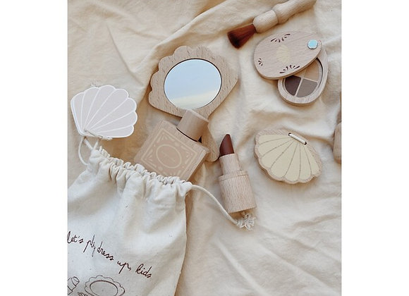 Wooden Beauty Set