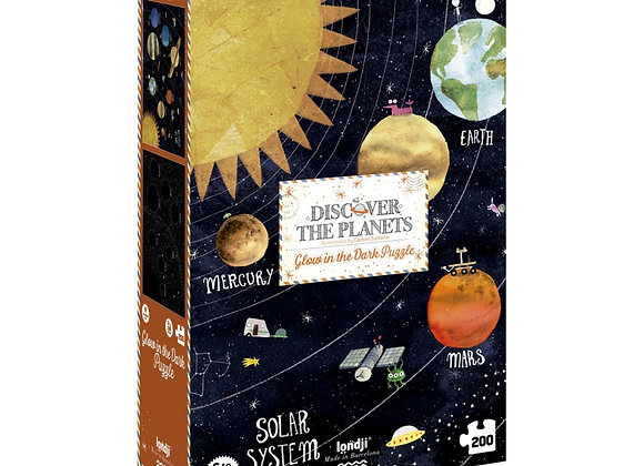 Discover the Planets Puzzle - 200pcs