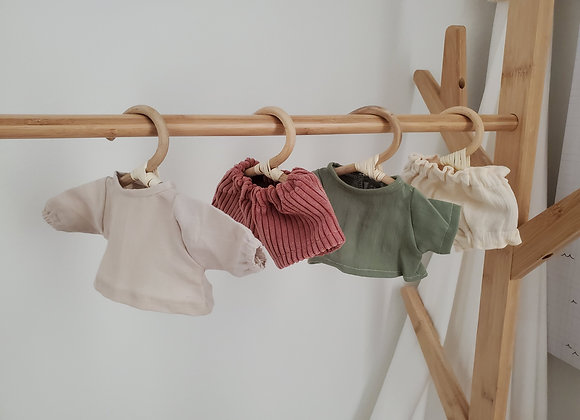 Boys Summer/ Autumn Doll Suit Set