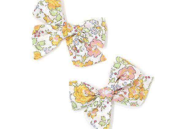 Mini Pinwheel Pigtails Set - Jane (1pc)