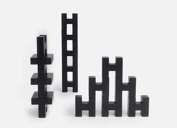H Block - Black