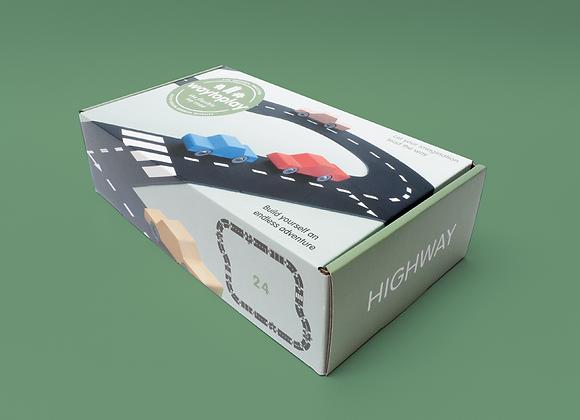 Flexible Toy Road-Highway