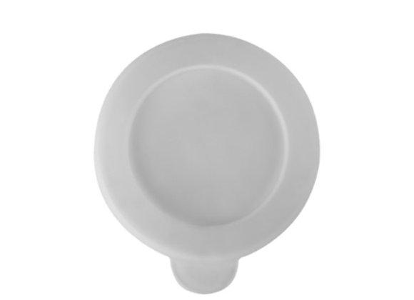 Silicone lid transparent 13,5cm (bowls 6dl, 600ML)