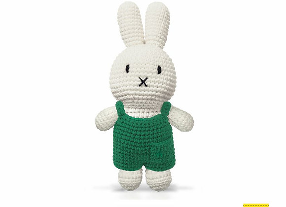 Miffy Green Overall + Coloring Activity Book