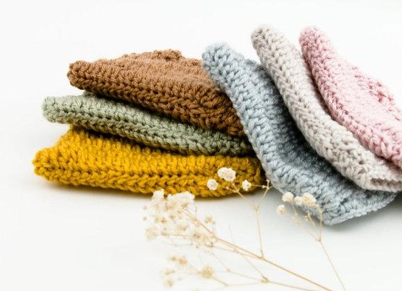 Doll Winter Bonnets