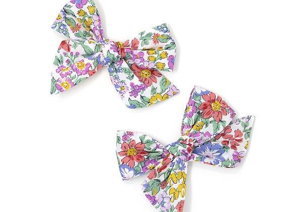 Mini Pinwheel Pigtails - Mona (1pc)