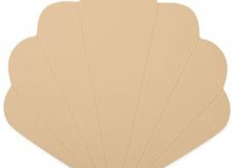 Clam Silicone Placemat -Shell