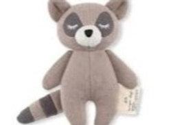 Mini Raccoon Rattle