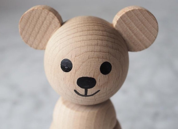 Bear Wooden Stacking Toy