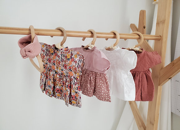 Girls Spring/ Summer Doll Dresses