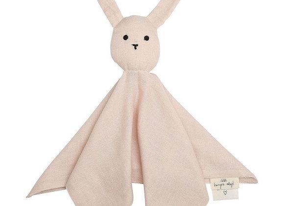 Sleepy Rabbit - Dusty Rose