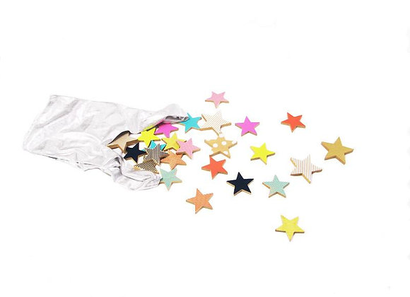 Tanabata Star Cookies