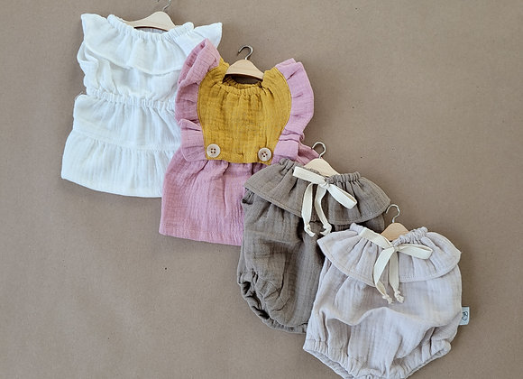 Doll Spring/Summer Dresses and Rompers