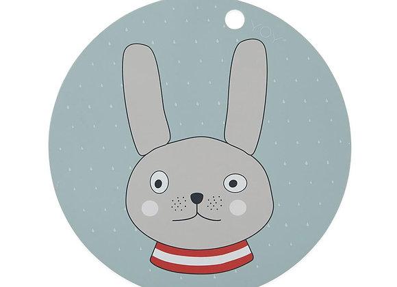 Placemat - Rabbit