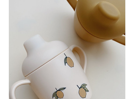 Sippy Cup - Lemon (2 Pack)