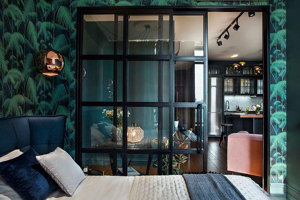 Sunday12 Interior интерьер інтер'єр дизайн проект квартира спальня  апартаменты all we need is green Киев Central park