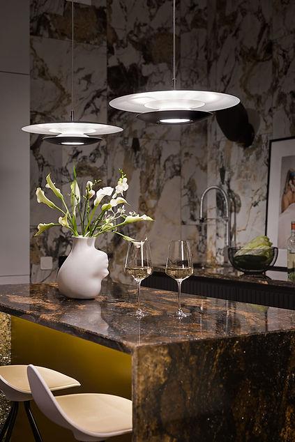 Sunday12 Interior design project Textural Boom kitchen apartment Jack House Kyiv