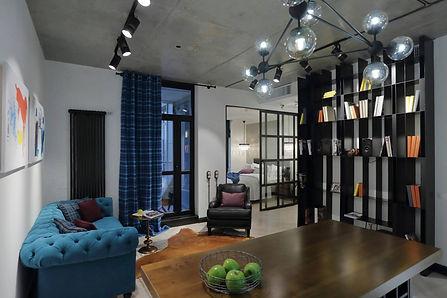 Sunday12 Interior дизайн проект квартира апартаменты інтер'єр интерьер smart loft Киев Central park