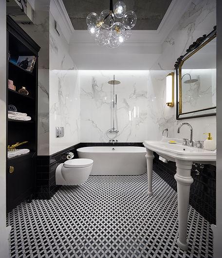 Sunday12 Interior интерьер інтер'єр дизайн проект квартира ванная апартаменты all we need is green Киев Central park