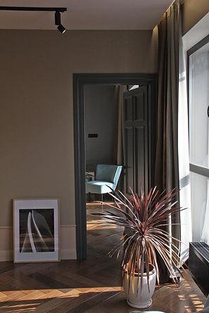 Sunday12 Interior design project city chic living room Kvartet Kyiv