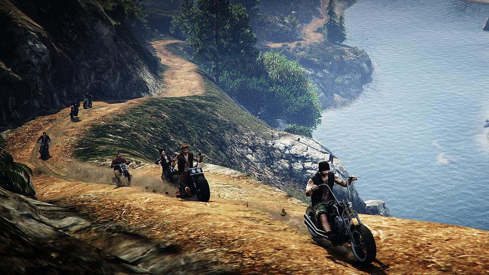 Canyon Ride