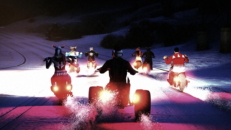 Christmas Ride 2018