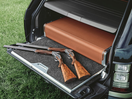 Shotgun Licensed - LANTRA Qualified PrivateDrivers NOW AVAILABLE