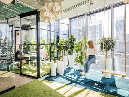 Reimagining Places of Work