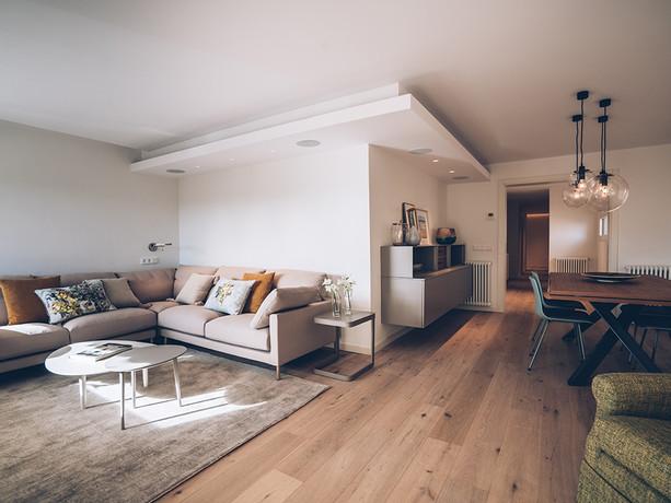 Refurnished house