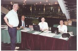 Gabriel Agostini,  Hotel Regente Palace, Congreso Internacional de Evangelismo IBBA  HAGGAI 2003